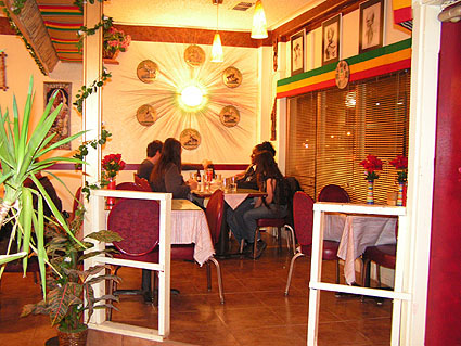 Queen Sheba Ethiopian Restaurant Picture