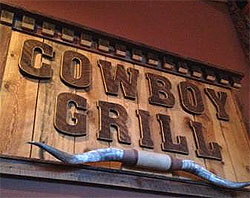 Cowboy Grill - Red Cliffs Lodge Picture