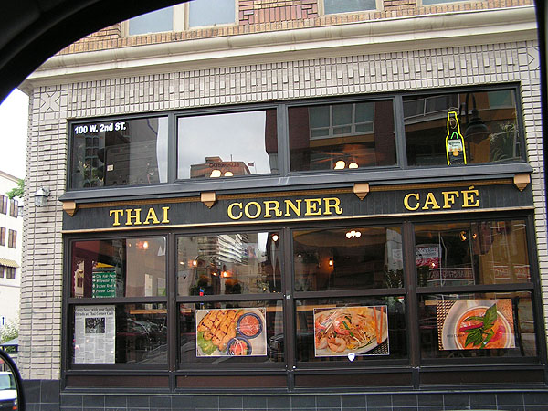 Thai Corner Cafe Picture