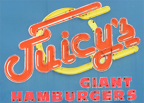 Juicy's Giant Hamburgers Picture