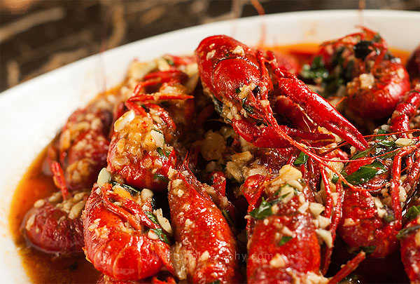 Crawfish Asian Cuisine Picture