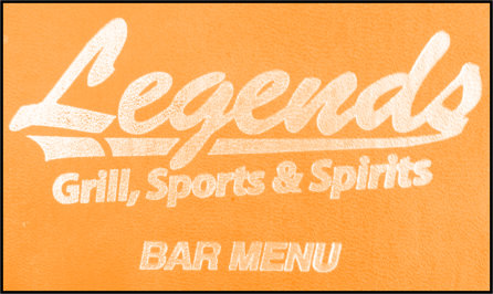 Legends Grill Sports and Spirits Picture