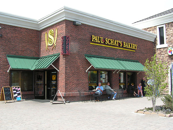 Paul Schat's Bakery Picture