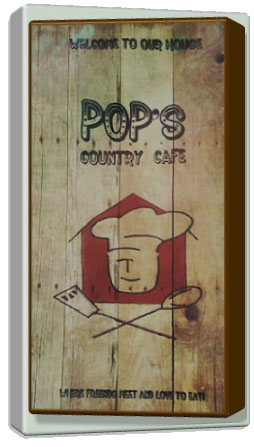 Pop's Country Cafe Picture