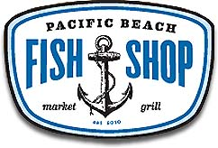 Pacific Beach Fish Shop Picture