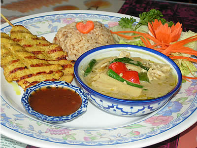 Thai Delight Cuisine Picture