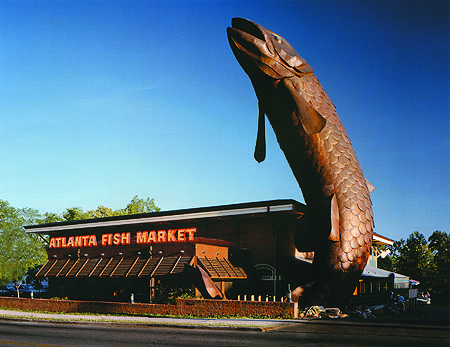 Atlanta Fish Market Picture