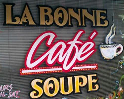 La Bonne Soup Cafe Picture