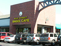 Main Street Bagel Cafe Picture