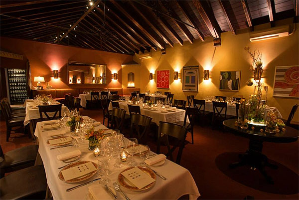 Acquerello Restaurant Picture