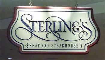 Sterling's Seafood Steakhouse - Silver Legacy Resort Casino Picture