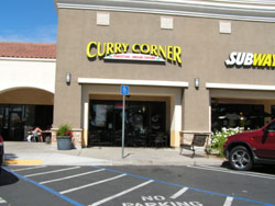 Curry Corner Picture
