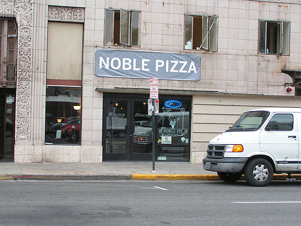 Noble Pie Parlor Picture
