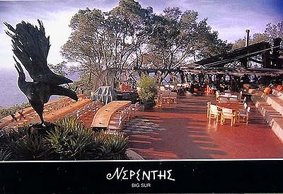 Nepenthe Restaurant Picture