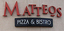 Matteo's Pizza and Bistro Picture