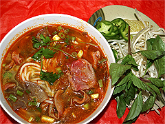 Viet Pho Beef Spicy Noodle Soup