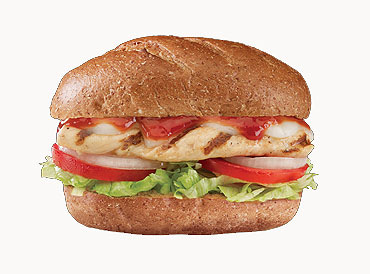 Firehouse Subs Capt. Sorensen's Datil Pepper Grilled Chicken