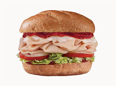 CARSON CITY Firehouse Subs Turkey and Cranberry Under 500