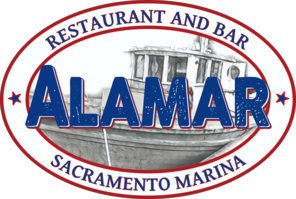 Alamar restaurant and Bar Sacramento Logo